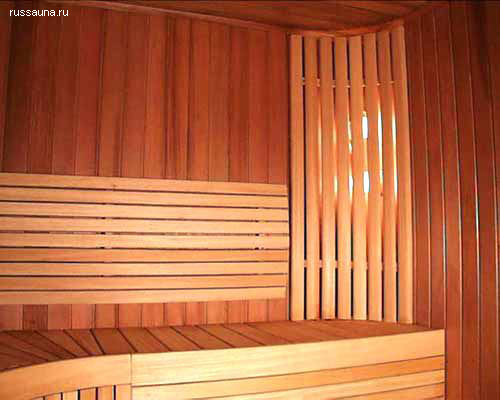 Интерьеры бань и саун - фото: http://sauna-help.narod.ru/gallery/saunas/sauna-10.htm