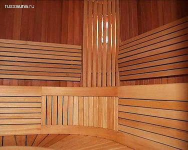 Интерьер сауны и бани- фото: http://sauna-help.narod.ru/gallery/saunas/sauna-2.htm